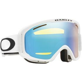 Oakley O Frame 2.0 Pro XM Gafas de Nieve Mujer, matte white/hi yellow iridium&dark grey